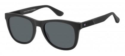 Tommy Hilfiger TH 1559/S 003/IR Matte Black - Grey