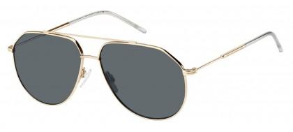 Tommy Hilfiger TH 1585/S 3YG/IR Pale Gold - Grey