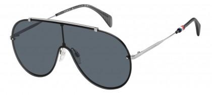 Tommy Hilfiger TH 1597/S KB7/IR Silver - Grey