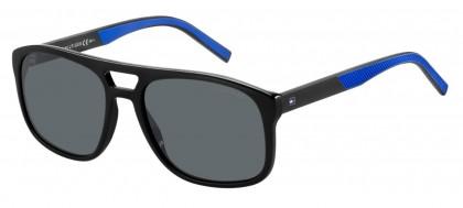 Tommy Hilfiger TH 1603/S D51/IR Black Blue - Grey