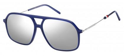 Tommy Hilfiger TH 1645/S PJP/T4 Blue - Grey