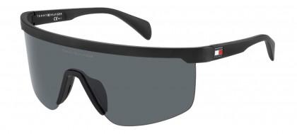 Tommy Hilfiger TH 1657/G/S 08A/IR Black - Grey