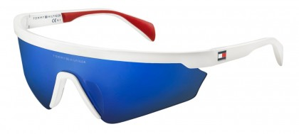 Tommy Hilfiger TH 1666/S VK6/XT White - Blue