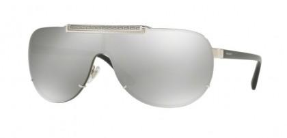 Versace 0VE2140 10006G Silver - Light Grey Mirror Silver