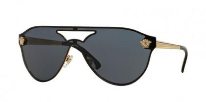 Versace 0VE2161 100287 Gold - Gray