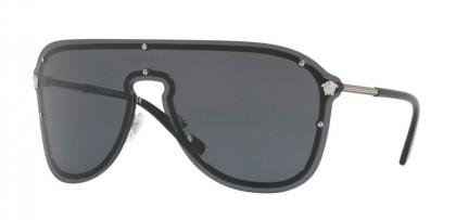 Versace 0VE2180 100087 Silver - Grey