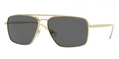 Versace 0VE2216 100287 Gold - Grey