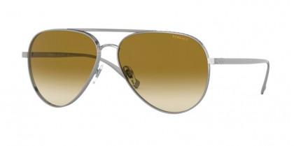 Versace 0VE2217 100113 Gunmetal - Brown Gradient