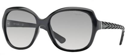 Vogue 0VO2871S W44/11 Black - Gray Gradient