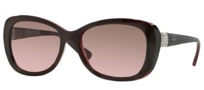 Vogue 0VO2943SB 1941/14 Top Brown Opal Pink - Pink Gradient Brown