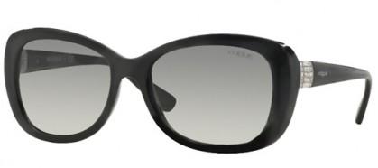 Vogue 0VO2943SB W44/11 Black - Gray Gradient
