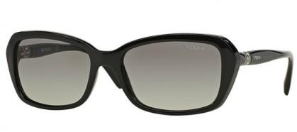 Vogue 0VO2964SB W44/11 Black - Gray Gradient