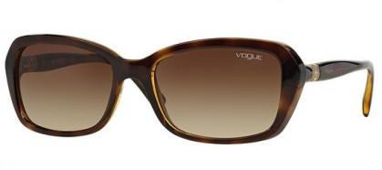 Vogue 0VO2964SB W656/13 Havana - Brown Gradient