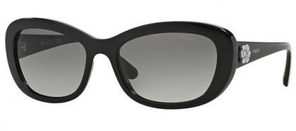 Vogue 0VO2972S W44/11 Black - Gray Gradient