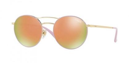 Vogue 0VO4061S 5024/5R Gold Pink - Grey Mirror Rose Gold