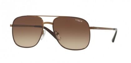 Vogue 0VO4083S 5074/13 Copper Light Brown - Brown Gradient