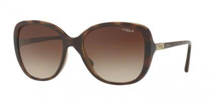 Vogue 0VO5154SB W656/13 Dark Havana - Brown Gradient