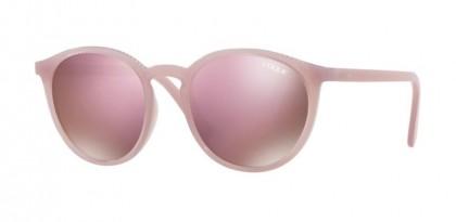 Vogue 0VO5215S 26095R Opal Violet - Dark Brown Mirror Pink