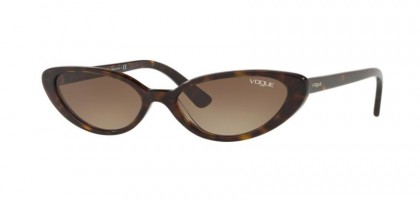 Vogue 0VO5237S W65613 Dark Havana - Brown Gradient