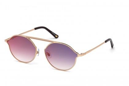 Web WE0198 34Z Rose Gold - Violet Smoke Mirror