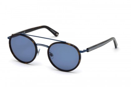 Web WE0225 52V Dark Havana - Blue