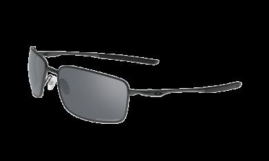 Oakley SQUARE WIRE 4075-04 - Carbon / Gray Polarized