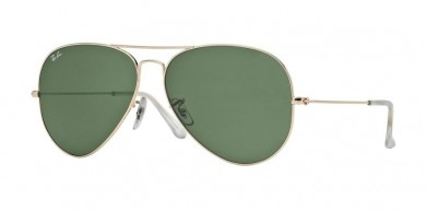 Ray-Ban 0RB3025 AVIATOR LARGE METAL 001