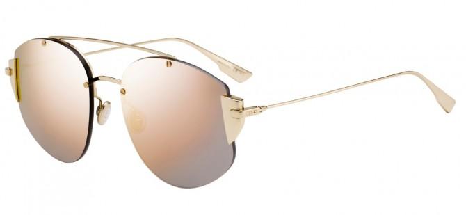 Christian Dior DIORSTRONGER J5G/0J Gold - Gold Gray Mirror