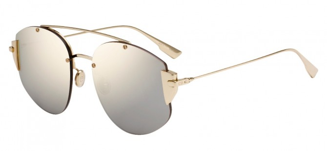 Christian Dior DIORSTRONGER J5G/SQ Gold - Gold Mirror