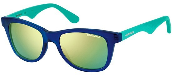 Carrera CARRERINO 10 DDV/Z9 - Transparent Blue Aqua Green / Green Multilayer