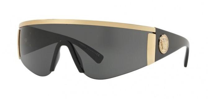 Versace 0VE2197 100087 Gold - Grey