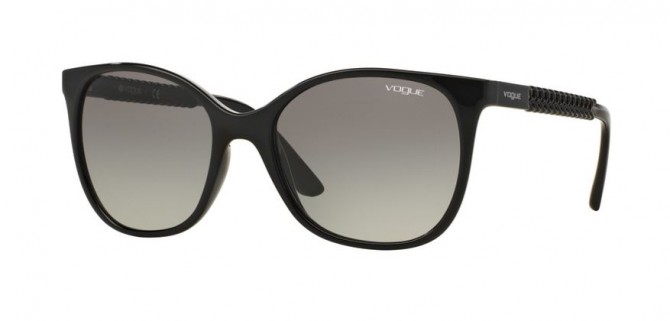 Vogue 0VO5032S W44/11 Black - Gray Gradient