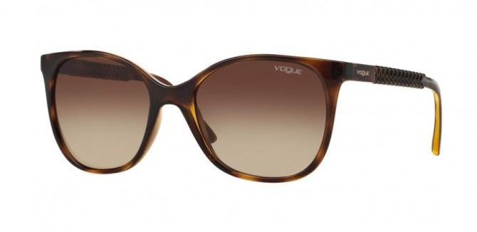 Vogue 0VO5032S W656/13 Dark Havana - Brown Gradient