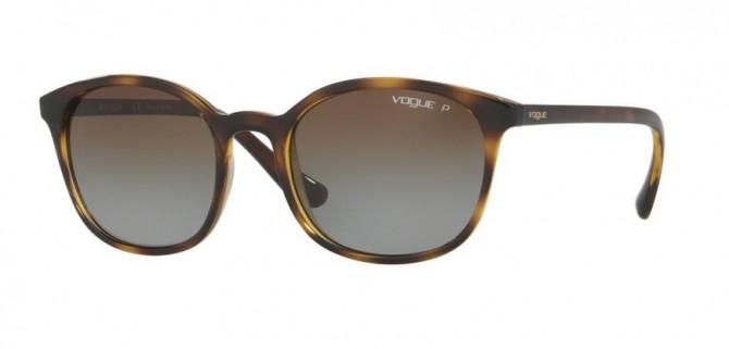 Vogue 0VO5051S W656T5 Dark Havana - Brown Gradient Polarized