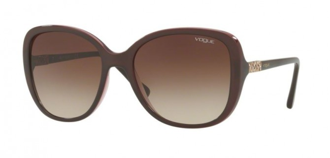 Vogue 0VO5154SB 1941/13 Top Brown Opal Pink - Brown Gradient