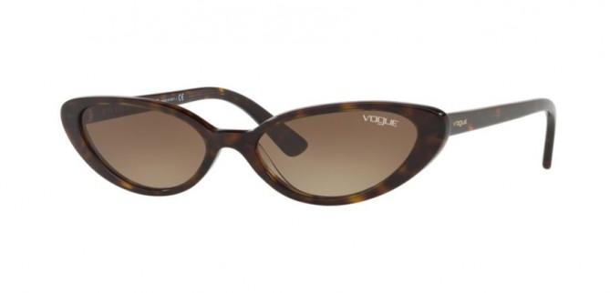 Vogue 0VO5237S W65613 Dark Havana - Brown Gradient