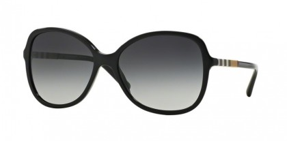 Burberry 0BE4197 30018G Black - Gray Gradient