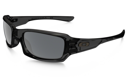 Oakley 0OO9238 FIVES SQUARED 9238-05 Gray Smoke / Warm Gray