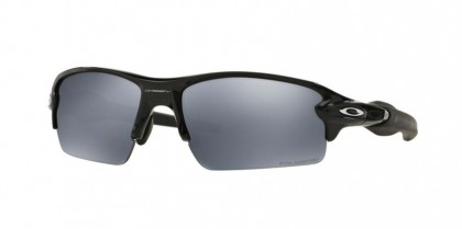 Oakley 0OO9295 FLAK 2.0 929507 Polished Black - Black Iridium Polarized