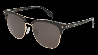 Alexander McQueen AM0126SK-001 Black - Gold Grey