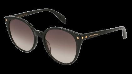Alexander McQueen AM0130S-001 Black - Gradient Grey
