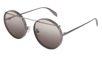 Alexander McQueen AM0137S-003 Ruthenium - Dark Grey