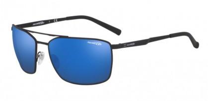 Arnette 0AN3080 696/55 Black Rubber - Blue Mirror Blue