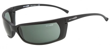 Arnette 0AN4007 SLIDE 01 Matte Black - Green