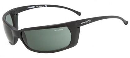 Arnette 0AN4007 SLIDE 01 Matte Black - Green