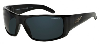 Arnette 0AN4179 LA PISTOLA 41/81 Black - Gray Polarized