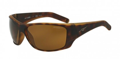 Arnette 0AN4215 HEIST 2.0 2152/83 Fuzzy Havana - Brown Polarized