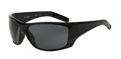 Arnette 0AN4215 HEIST 2.0 41/81 Black - Gray Polarized