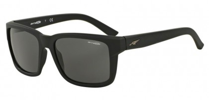 Arnette 0AN4218 SWINDLE 01/87 Matte Black - Gray