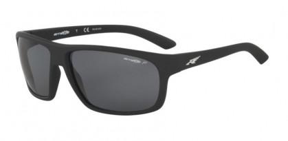 Arnette 0AN4225 BURNOUT 447/81 Fuzzy Black - Gray Polarized